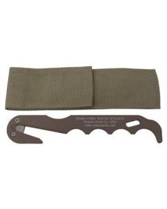 Ontario GI Model 4 Strap Cutter Coyote Brown