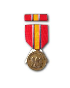 NATIONAL DEFENSE MEDAL SET