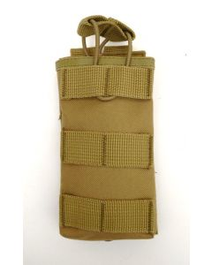 Tactical MOLLE Rapid Reload Single Mag Pouch