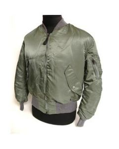 MA-1 Jacket - U.S. Made (O.D. Green)