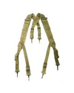 Used GI M1951 Field Pack Suspenders