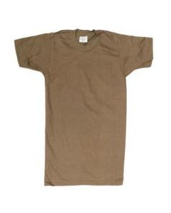 12 Pack of Brown T-Shirts - 1st Quality