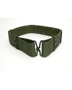 Imported Nylon Pistol Belt - Multiple Colors