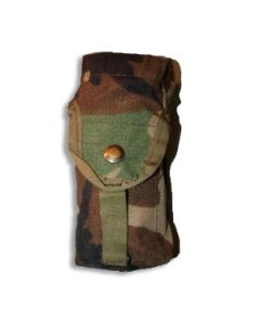 6 PACK OF MOLLE II 30 ROUND M16A2 MAGAZINE POUCHES