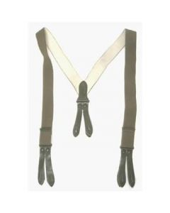 12 Pack of European Trouser Suspenders