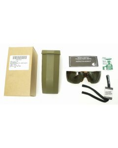 5 Pack of Ballistic Laser Goggles & Cases