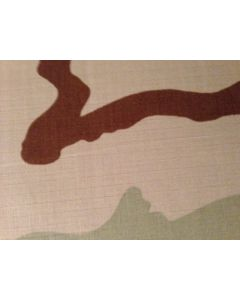 Desert Camouflage Pattern Rip Stop Material
