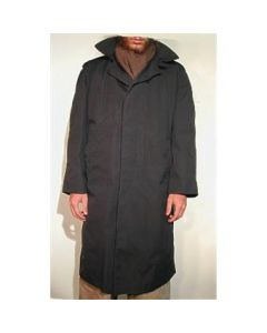 Black All Weather Coat