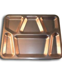 Military Issue New Steel Mess Tray