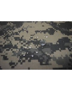 Army Digital ACU 1000D Cordura Coated Nylon Material