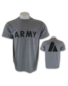 G.I. Issue U.S. Army PT / P.T. T-Shirts (Short sleeve)