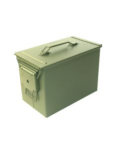Fat .50 Cal Ammo Can New Import