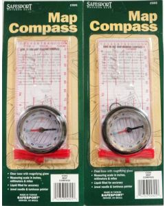 Map Compass 2 Pack