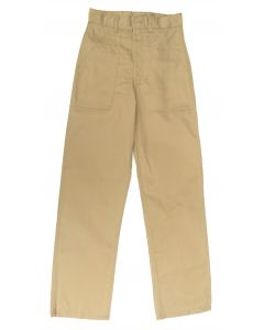 Khaki 4 Pocket Pants