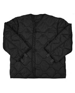 US Made Black M65 Field Jacket Liner