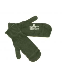 US Made OD M1949 Type Wool Mitten Insert