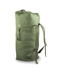 2-Strap Cordura Nylon Duffle US Made
