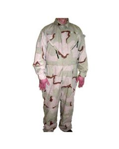 GI 3 Color Desert Coverall