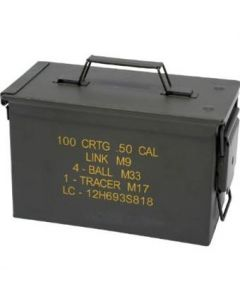 .50 Cal Ammo Cans (New Import)