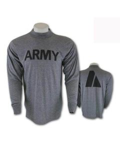 U.S. Army PT / P.T. Shirt (Long Sleeve)