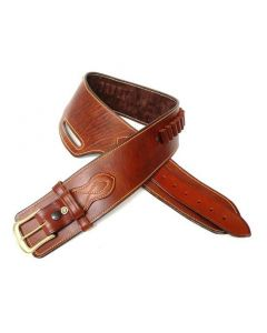 "Montezuma ""Hollywood"" Drop Loop Western Belt"
