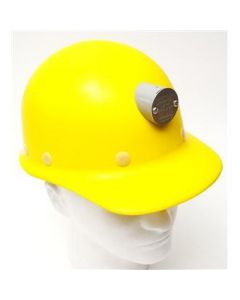 5 Pack of SuperGlass Fiber Metal Hard Hats / Helmets