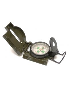 12 Pack of U.S. Spec Lensatic Compasses