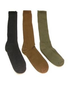 3 Pack Of Anti-Microbial Boot Socks