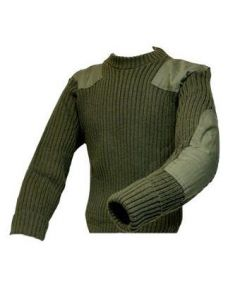 GI Crew Neck Commando Sweater OD