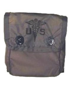 GI First Aid Pouch with Caduceus
