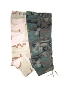 Kids 6-pocket Camouflage Pants