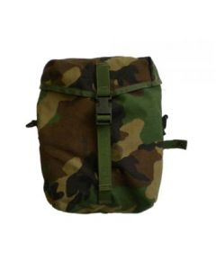 New GI Woodland MOLLE Sustainment Pouch