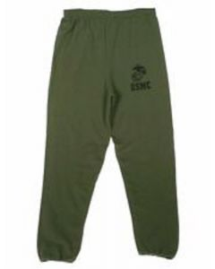 USMC PT Sweatpants First Quality