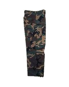 U.S. M65 Field Pants Woodland