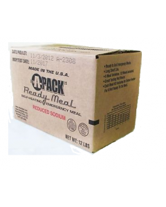 Case of GI A-Pack MRE