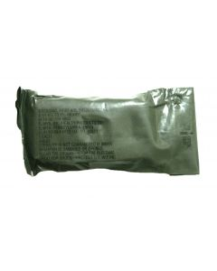 GI First Aid Bandage 4 by 6-1/4 to 7-1/4 Inches OD Green Wrapper