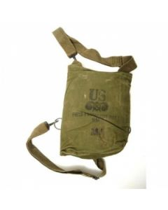 M9A1 Canvas Gas Mask Bag
