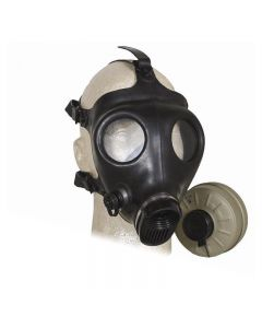 Israeli Civilian Gas Mask and Filter