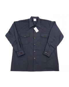 GI Navy Long Sleeve Utility Shirt