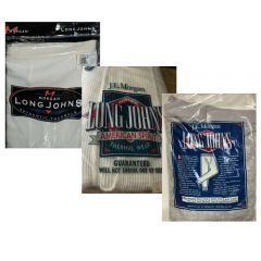 Morgan Mills Poly/Cotton Long John 9 Pack Case