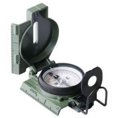 GI Tritium Lensatic Compass with Pouch (Newest Issue)