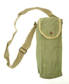 12 Pack of WWII French Gas Mask Bags