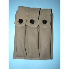 Reproduction Thompson 3 Cell Pouch