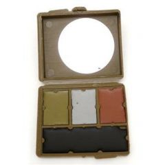 10 Pack of GI Woodland Face Paint