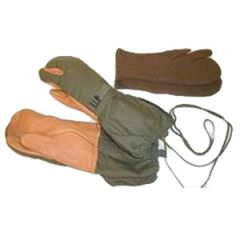 G.I. Trigger Finger Mittens with Liner