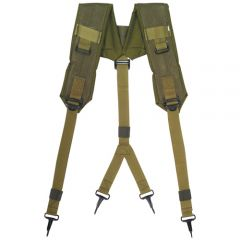 Military Style Nylon LC-1Y Suspenders