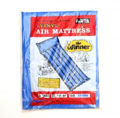 Case of 36 World Famous Vinyl Air Mattress