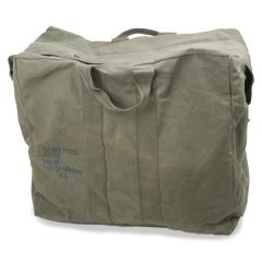 Used GI Canvas Flyer's Kit Bag