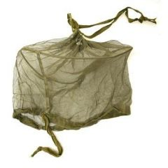 25-Pack of Original World War II GI Mosquito Headnets