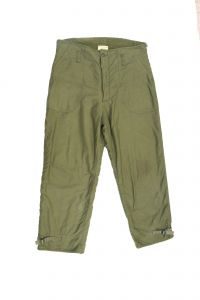 GI Navy Deck Permeable Cold Weather Pants